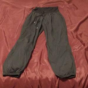 Aerie Black Jogger Pants Size XS